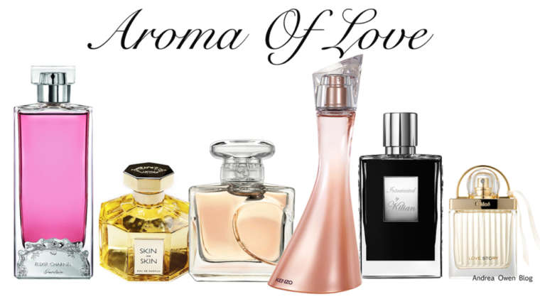 Parfums Saint Valentin Aroma of Love