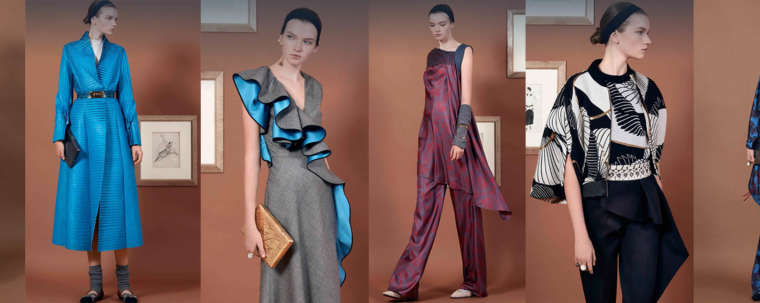 Look favoris du défilé Vionnet Paris Fashion Week Pre Fall 2016