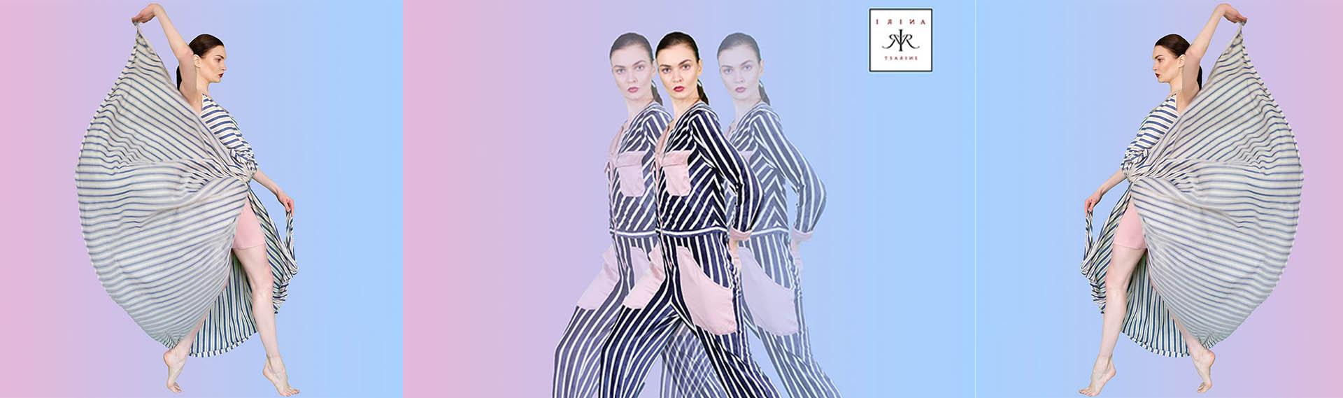 Modèles de la collection Irina Tsarine