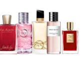 Sélection de cinq parfums d'automne Juliette has a gun by Kilian Yves Saint Laurent Dior Dior Parfums