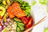 buddha bowl aux légumes variés