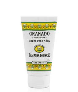 Granado tube de crème mains castanha do brasil