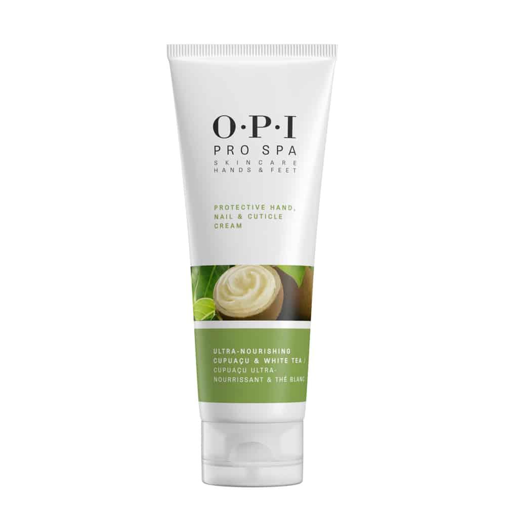 Tube de crème pour les mains O.P.I Pro Spa