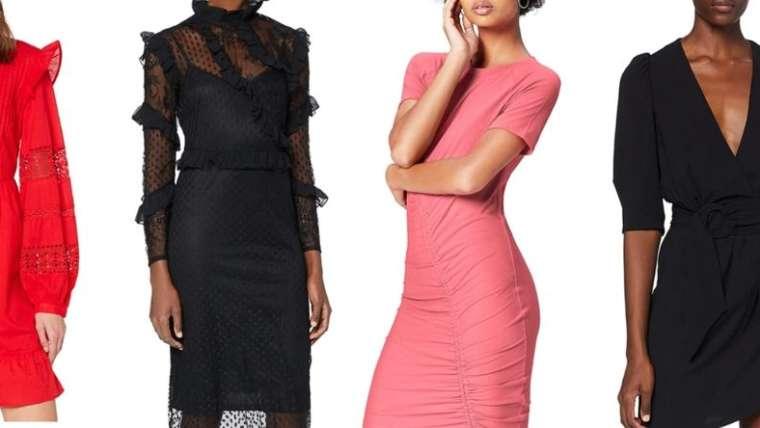 sélection de robes pour travailler de chez soi Amazon fashion